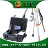 Tilt and Zoom drain inspection camera