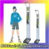 Ultrasonic body analyzer scale / health body scale