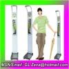 Ultrasonic electronic body fat scale / body fat scale digital body scale