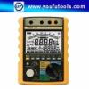 VC3125 Desktop Manual Range Insulation Tester(5000V)