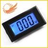 Voltage 500V Blue LCD Panel Digital AC Voltmeter [K172]