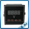 Voltage meter with 4 digital display