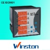 WST292Z-9X5-IUHF 3-phase current, voltage,frequency,power factor combined meter