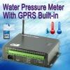 Water Pressure Meter with GPRS built-in