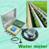 Water Pulse Counter GPRS Data Logger