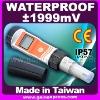 Waterproof Digital Redox ORP Meter Tester 1999 mV Pool
