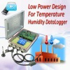 Wireless Low Power Temperature Humidity Data Capturing