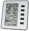 Wireless Weather Station With Wind Speed & Direction