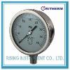 Xmas tree pressure gauge