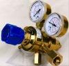 YQ brass oxygen gas two- stage pressure regulator