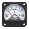 ac voltage panel meter