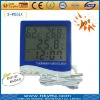 barometer desktop digital thermometer hygrometer