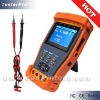 cctv tester STest-895-01 with multimeter and power meter