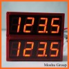 current ammeter with high lighting LED display