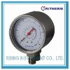 differential pressure gauge with double pointer