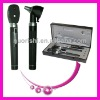 direct ophthalmoscope + otoscope