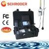 drain camera inspection with PTZ camera head