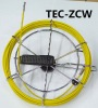 electrical cable wheel ,Pipe inspection cable wheel that can be extendedTEC-ZCW