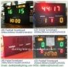 electronic Scoreboard Scorer,led scoring board football/futsal/soccer/fut-bal/foot-ball,led display USA/UK/CA/BR