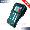 handheld multifunctional CCTV Security Tester with PTZ controller