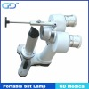 hot sale Rechargeable Portable Slit Lamp Microscope GSL-05 with CE
