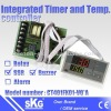 hummer alarm timer and temp controller two in one CT401FK01-VQ*A