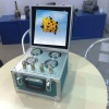 hydraulic portable digital display tester for flow,pressure and temperature