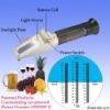 illumination refractometer