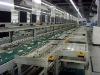 industrial production line rubber belt conveyor system