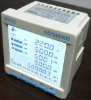industrial use high accuracy multifunction power meter MPM8000 with Profibus