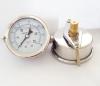 liquid filled gauge with u-clamp