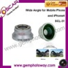 mobile phone accessory Mobile phone lens wide angle lens SCL-31
