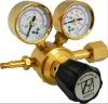 nitrogen brass single stage gas regulator