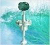 plug-in type vortex flow meter