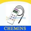 portable conductivity meter of handheld type