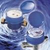 single-jet dry type water meter