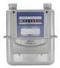 steel shell intelligent IC Card residential gas meter