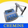 swimming pool spa water ph cl2 tester of bench type
