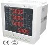 textile industry use lcd multifunction power meter MPM8000S with Analog output