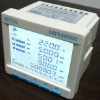 three phase rs485 multifunction power meter MPM8000 with Ethernet & Harmonic